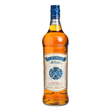 CLAYMORE - BLENDED SCOTCH WHISKY - 1L