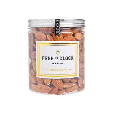 FREEOCLOCK - Premium Roasted Almond - 450G