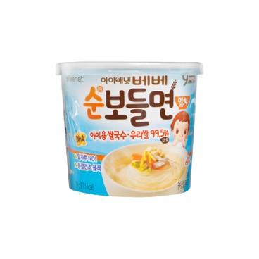 貝貝 - 速食營養米線-鯷魚味 - 28G