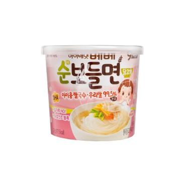 貝貝 - 速食營養米線-雞肉味 - 28G