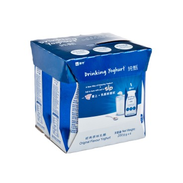 MONMILK - Yogurt Drinks - 200MLX4