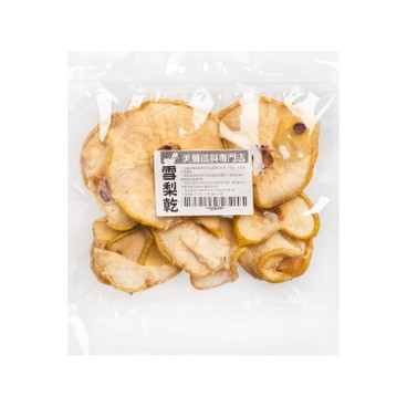 PRETTYLAND HERBAL - Dried Pear Slices - 100G