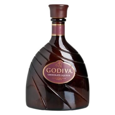 GODIVA - CHOCOLATE LIQUEUR - 75CL