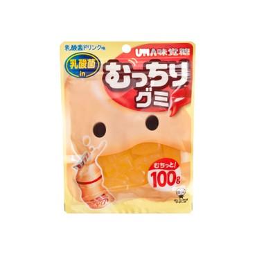 UHA - 乳酸菌飴 - 100G