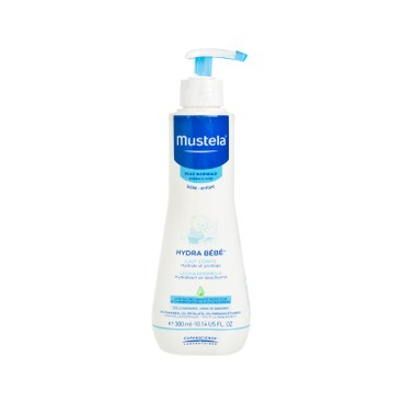 MUSTELA(PARALLEL IMPORT) - Hydra Bebe Body Lotion - 300ML