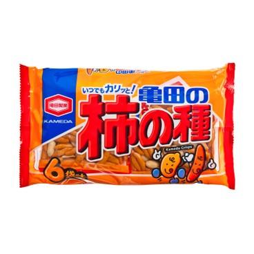 KAMEDA 龜田 - 柿之種米果 - 200G