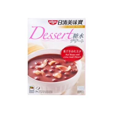 日清 - 美味寶-紅豆沙 - 220GX2