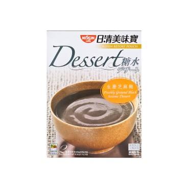 NISSIN - Retort Pouch Freshly Ground Black Sesame - 220GX2