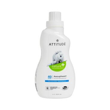 ATTITUDE - Fabric Softener 40 Loads Wildflowers - 1L