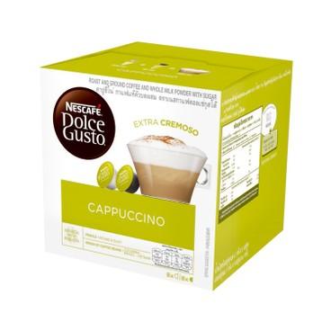 NESCAFE DOLCE GUSTO - Cappuccino - 8'S
