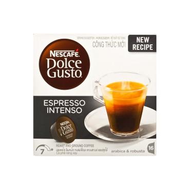 NESCAFE DOLCE GUSTO - Espresso Intenso - 16'S