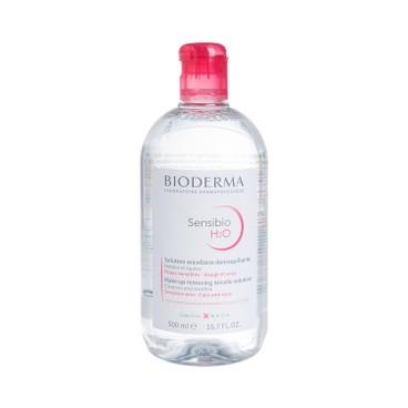 BIODERMA(PARALLEL IMPORT) - Sensibio H 2 o make up Removing Water - 500ML