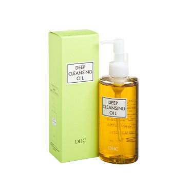 DHC(平行進口) - 深層卸妝毛孔潔膚油 - 200ML
