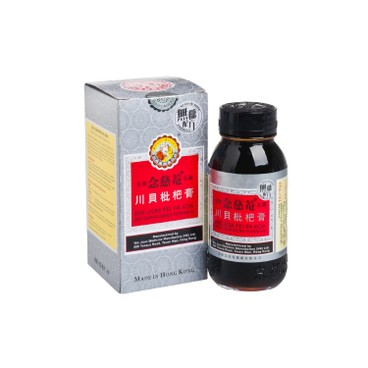 京都念慈菴 - 川貝枇杷膏-無糖 - 150ML