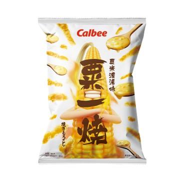 CALBEE - Corn Potage Flavoured Grill a corn - 80G