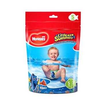 HUGGIES - Swim Pant S - 3'S