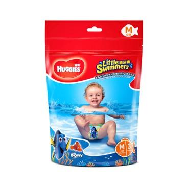 HUGGIES - Swim Pant M - 3'S