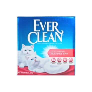 EVER CLEAN - Multiple Cat - 25LB