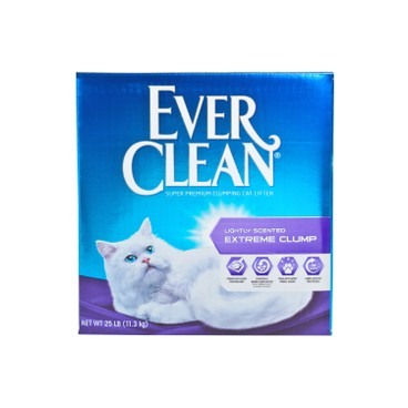EVER CLEAN - Scented extreme Clump - 25LB