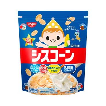 日清 - 粟米片-香甜味 - 220G