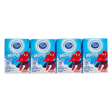 DUTCH LADY - Pure Milk Random - 110MLX4