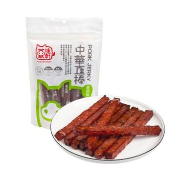 WAN WEI SYUAN - Black Pepper Dried Pork Stick - 120G