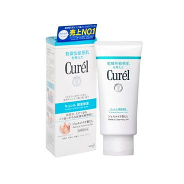 CUREL - Makeup Cleansing Gel - 130G