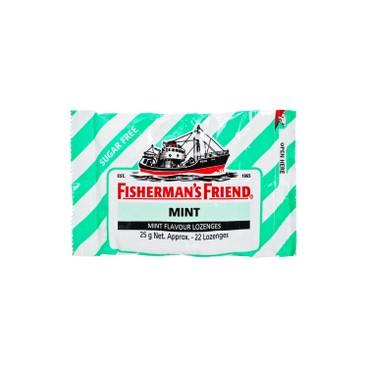 漁夫之寶 - 潤喉糖-健怡薄荷味 - 25G