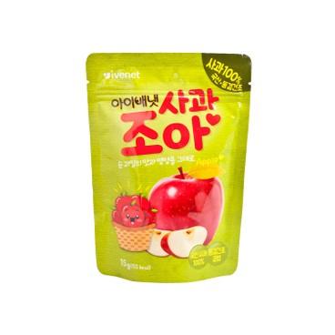 貝貝 - 冷凍乾燥水果片-蘋果 - 15g