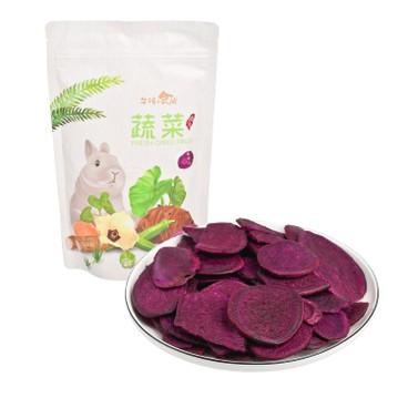 午後小食光 - 脆片-紫地瓜片 - 120G