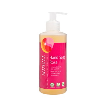 SONETT - Rose Hand Soap - 300ML