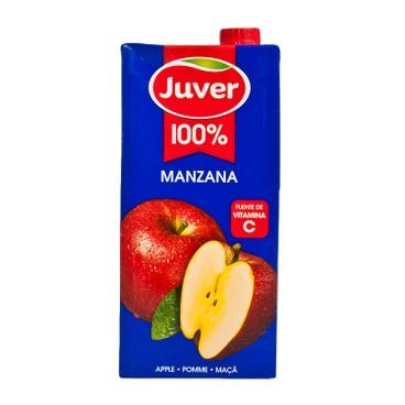 JUVER - 100% 蘋果汁 - 1L