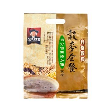 QUAKER - No Sugar Whole Grain Meal - 25GX12
