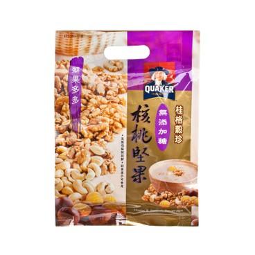 QUAKER - No Sugar Nuts Meal - 27GX12