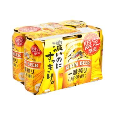 KIRIN - Ichiban Rich Taste - 350MLX6