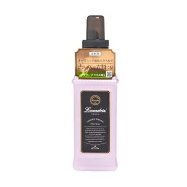 LAUNDRIN - 衣物香水柔順劑-誘惑花香 - 600ML
