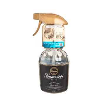 LAUNDRIN - 衣物香水淨化噴霧-經典花香 - 370ML