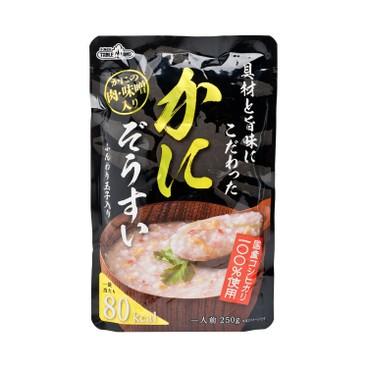 MARUZEN - Crab Meat Congee - 250G