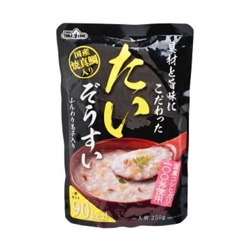 善字牌 - 即食粥-鯛魚粥 - 250G