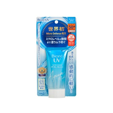 BIORE碧柔(平行進口) - 水凝長效 保濕防曬乳SPF50+/PA++++ - 50G