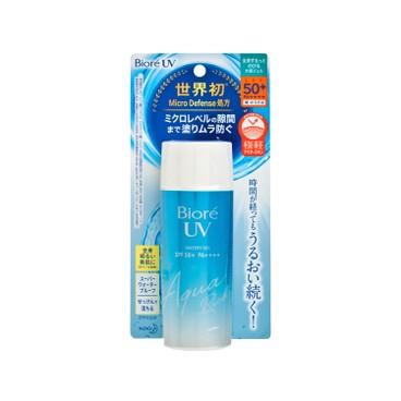 BIORE碧柔(平行進口) - 水凝清爽保濕防曬乳SPF50+/PA++++ - 90ML