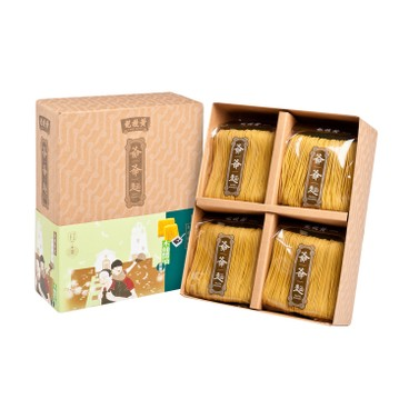 WONG CHI KEI - Soy Sauce Sauced Noodles Family Pack - 8'S