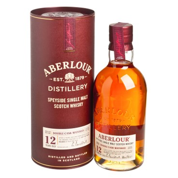 ABERLOUR - 12 Years Old - 700ML