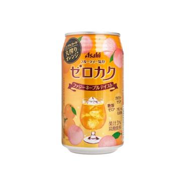 朝日 - ZERO 蜜桃柑橘無酒精雞尾酒 - 350ML