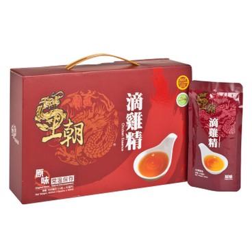 王朝 - 滴雞精-原味 (常溫版) - 10'S