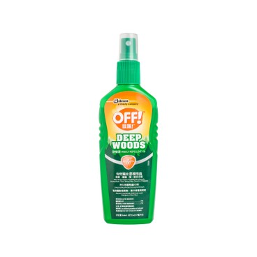 OFF - Deep Woods Insect Repellent - 6OZ