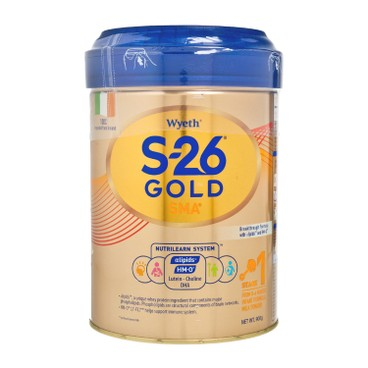 WYETH - S 26 Gold Sma - 900G