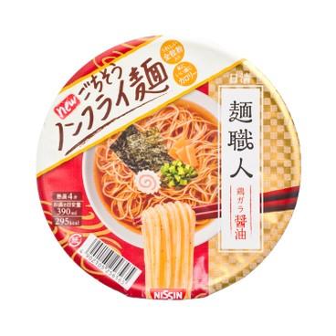 NISSIN - Bowl Noodle menshokunin Soy Sauce - 88G