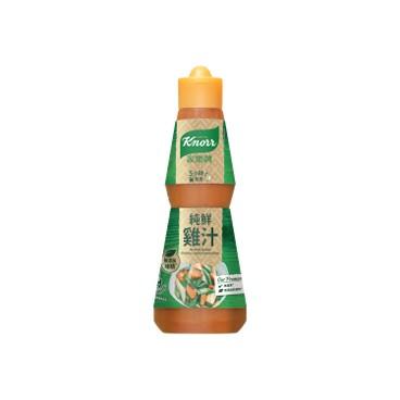 家樂牌 - 純鮮雞汁 - 240G