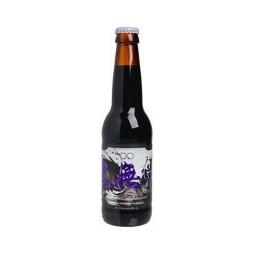 少爺啤 - 黑無常-可可陳釀黑啤 - 330ML